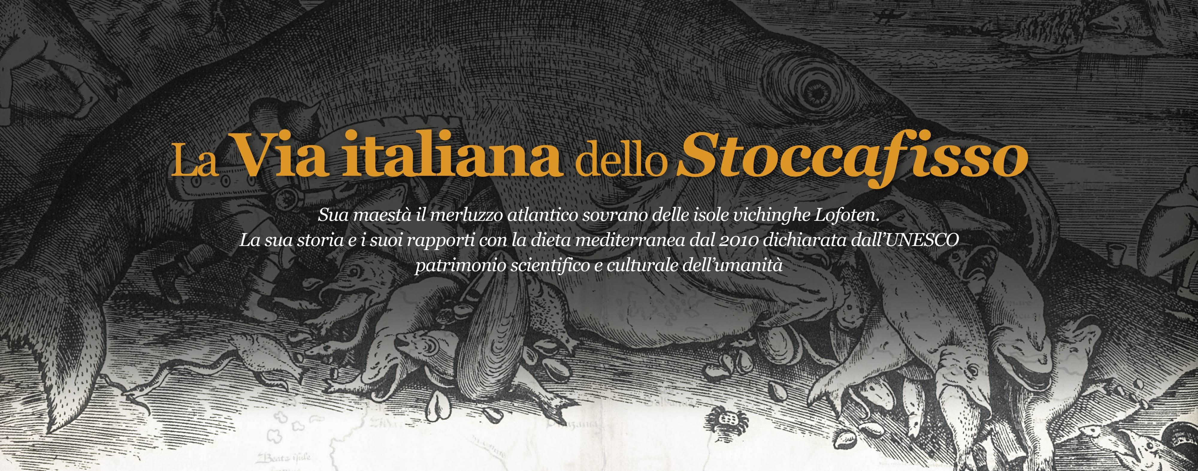 Conferenza La Via Italiana dello Stoccafisso
