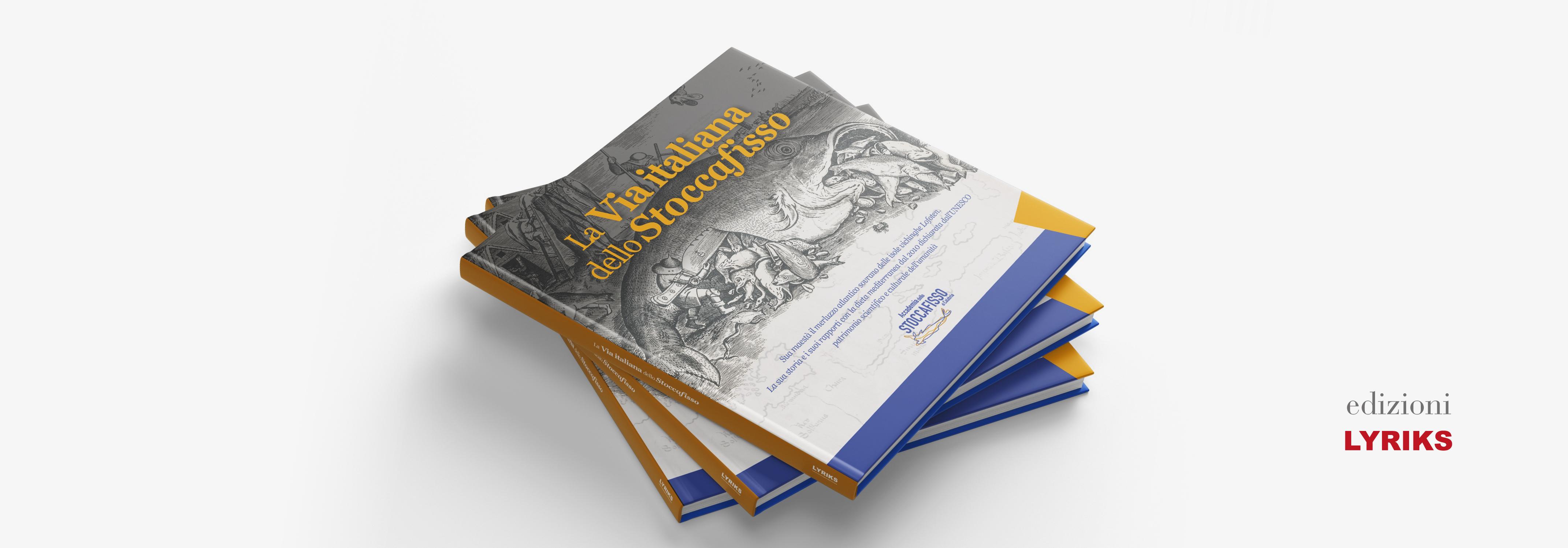 Presentazione libro LA VIA ITALIANA DELLO STOCCAFISSO